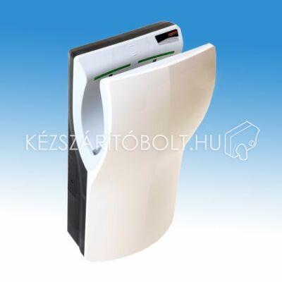 airblade kézszárító,elektromos kézszárító, HEPA szűrő, kézbedugós kézszárító